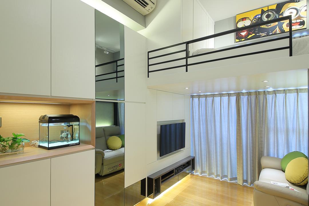 My Place (Ma Tau Chung) by Rome Design
