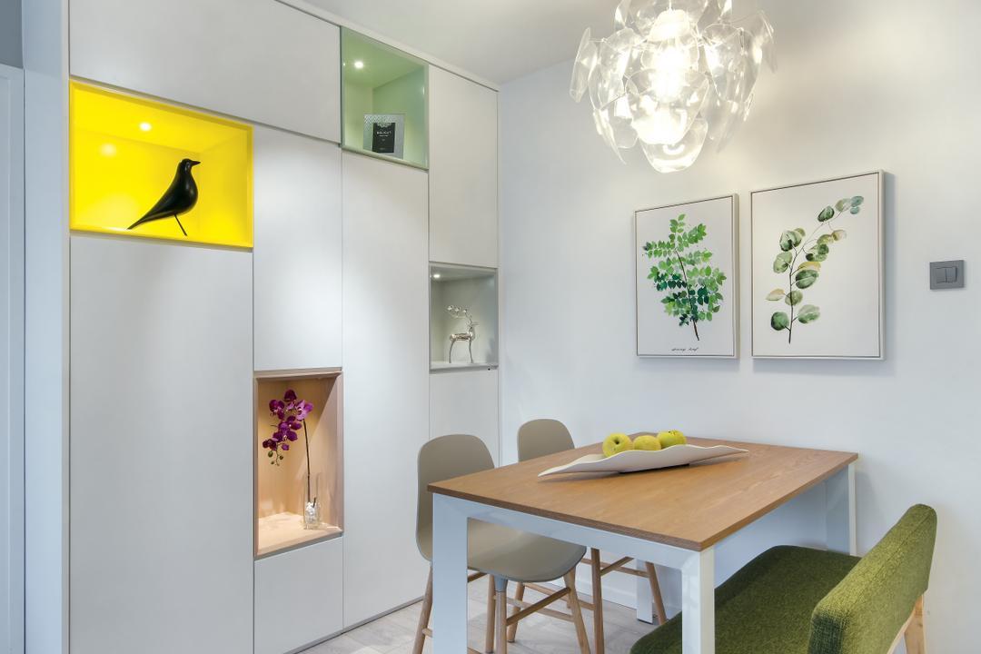 東駿苑, Space Design, 摩登, 北歐, 飯廳, 公屋/居屋, Indoors, Interior Design, Room, Chair, Furniture, Desk, Table, Dining Table