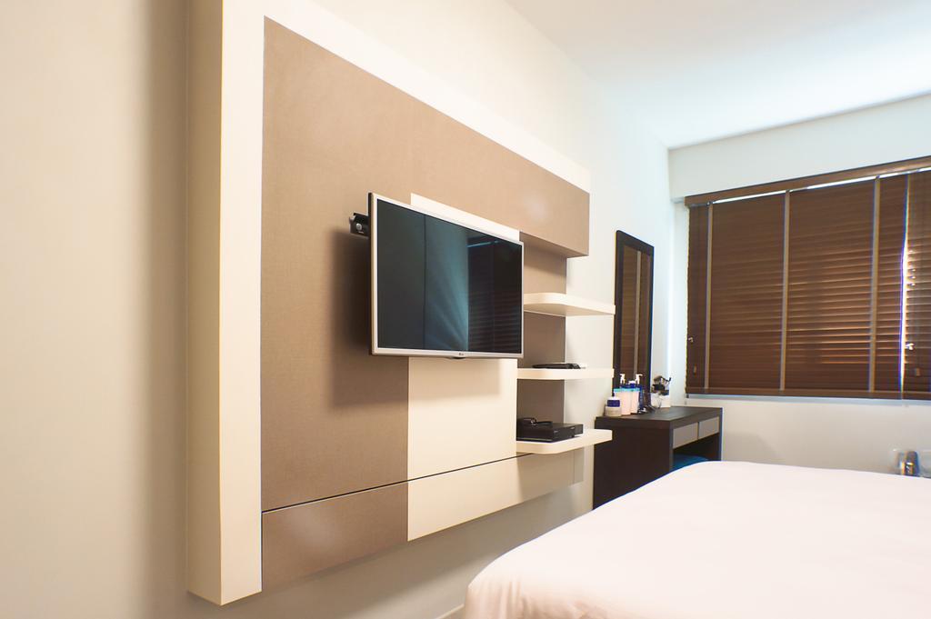 Modern, HDB, Bedroom, Keat Hong Crescent, Interior Designer, Flo Design, Indoors, Interior Design, Shelf