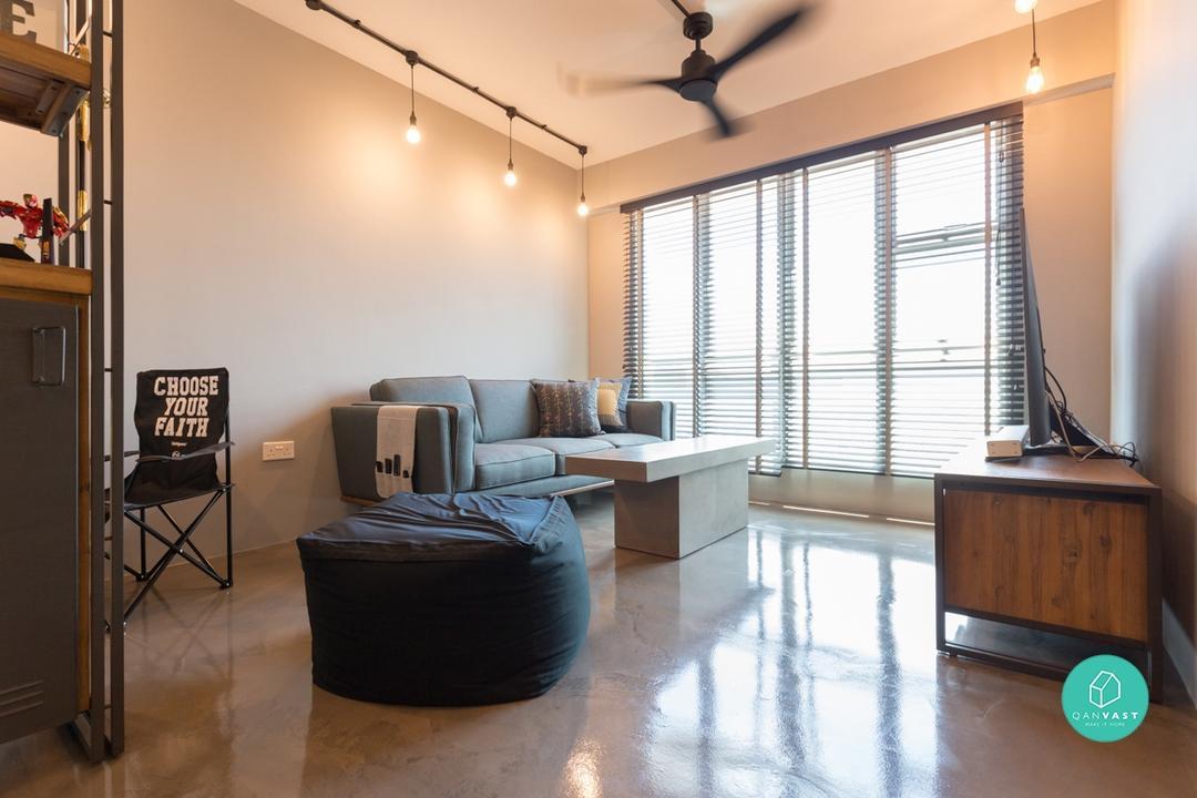 Renovation journey new york mindset qanvast - New york interior design firms ...