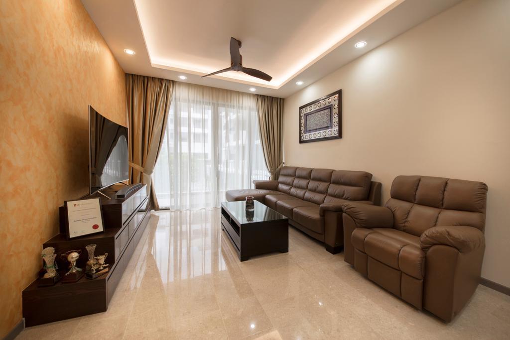 Contemporary, Condo, Living Room, Stratum, Interior Designer, Weiken.com, Couch, Furniture, Flooring, Indoors, Room