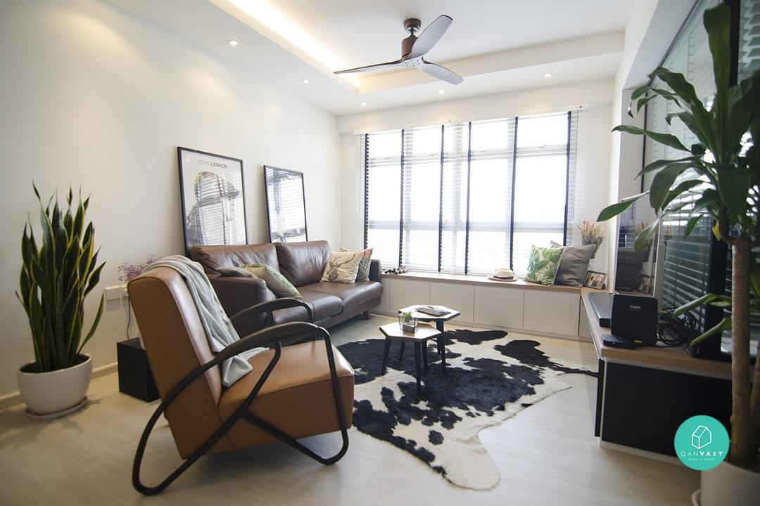 6 Ways To Maximise The Natural Light In Your HDB | Qanvast