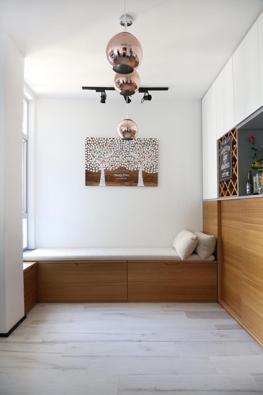簡約, 私家樓, 客廳, 太古城, 室內設計師, KOO interior design, 北歐, Indoors, Interior Design, Furniture