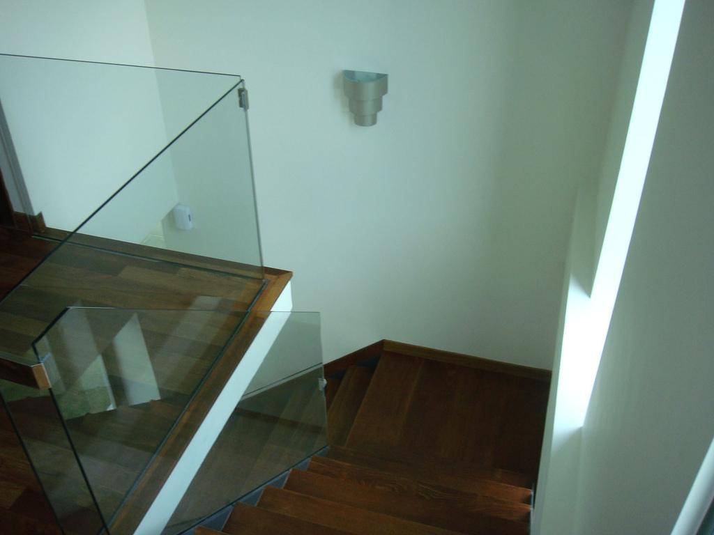 Modern, Landed, 7 Jalan Pelata, Interior Designer, Minterior Project Sdn Bhd, Banister, Handrail, Staircase