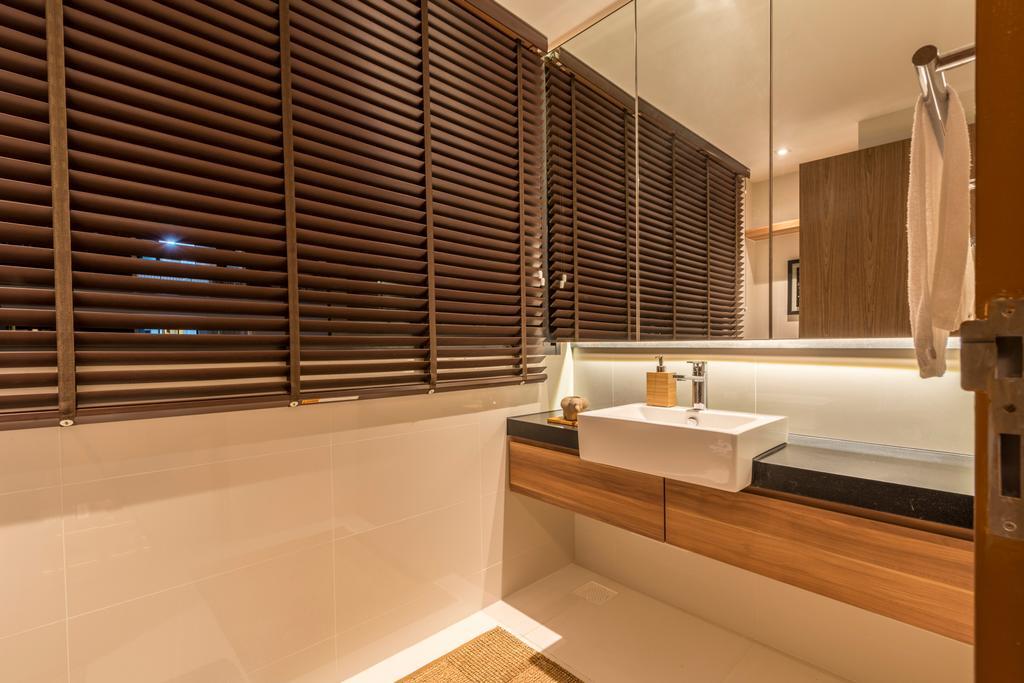 Contemporary, Condo, Bathroom, Interlace, Interior Designer, Project Guru, Indoors, Interior Design, Room
