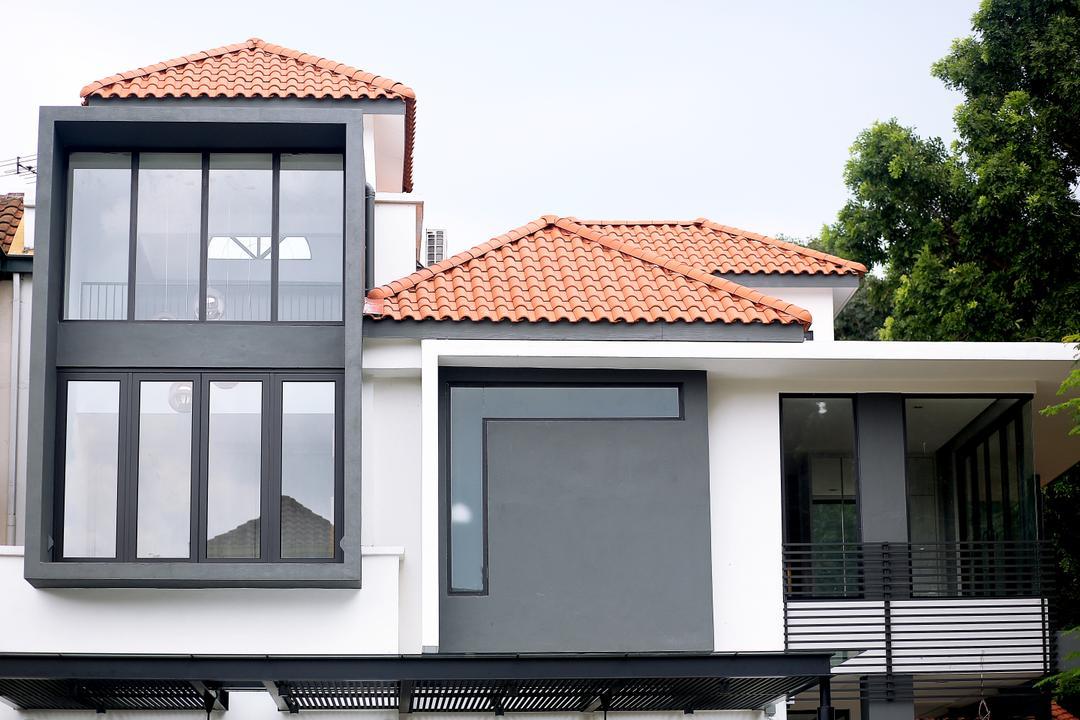 Kota Kemuning, Shah Alam, Core Design Workshop, Landed, Bench, Building, House, Housing, Villa