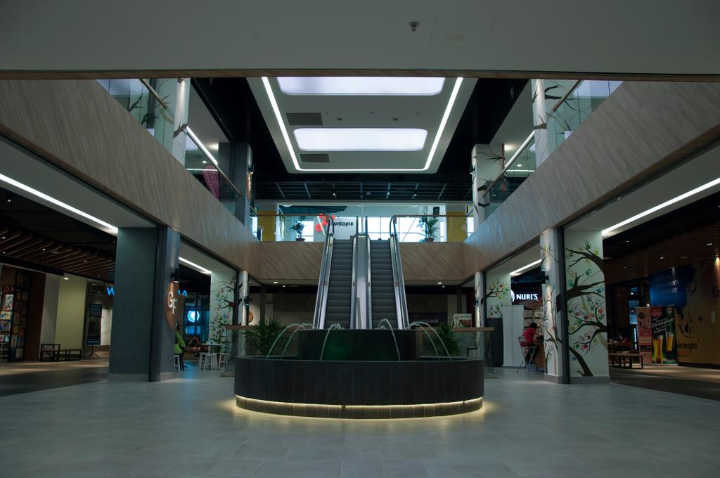 Courtyard Mall, Subang Jaya, Commercial, Interior Designer, Core Design Workshop, Modern, Contemporary, Eclectic, Industrial
