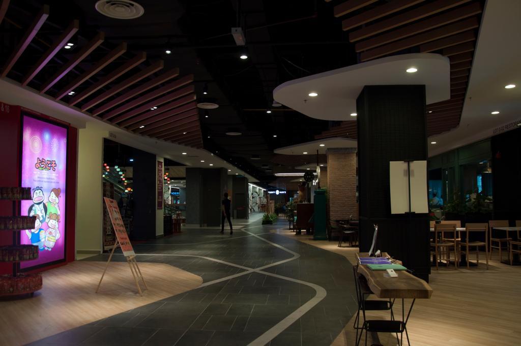 Courtyard Mall, Subang Jaya, Commercial, Interior Designer, Core Design Workshop, Modern, Contemporary, Eclectic, Industrial, Airport Terminal, Terminal, Restaurant