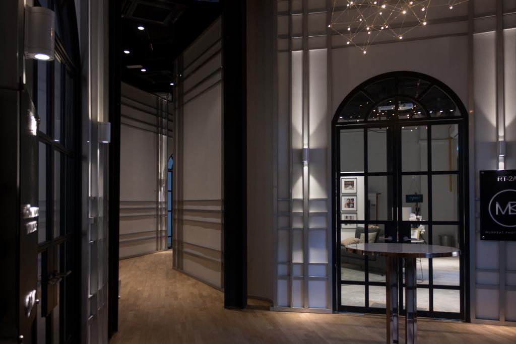 The Gardens Mall, Rooftop, Commercial, Interior Designer, Core Design Workshop, Corridor