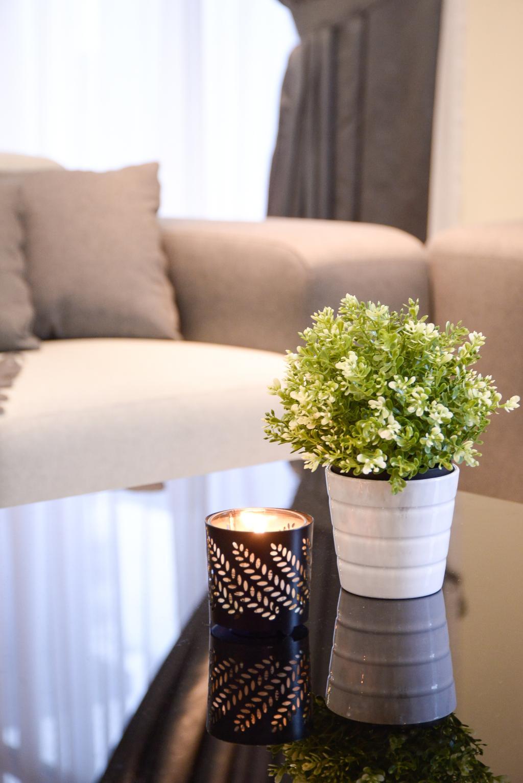 Modern, Landed, Dolomite Templer, Rawang, Interior Designer, Zyon Studio Sdn. Bhd., Eclectic, Transitional, Flora, Jar, Plant, Potted Plant, Pottery, Vase, Planter, Cup, Pot