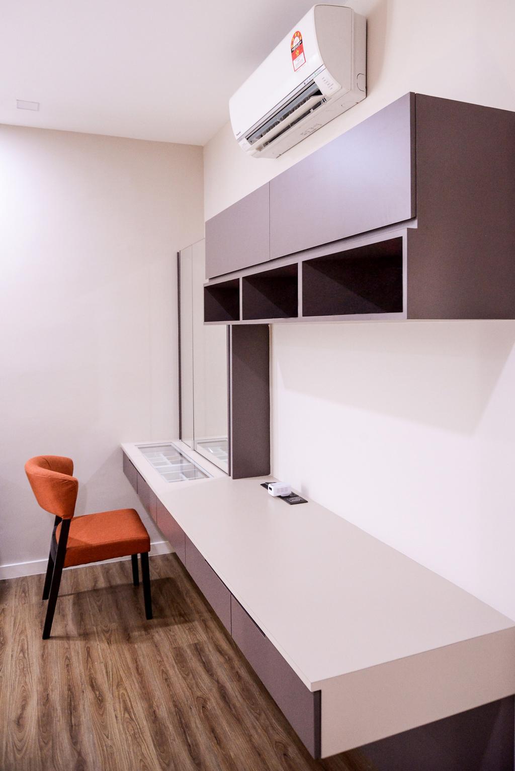 Minimalistic, Landed, Damansara Foresta, Interior Designer, Interior+ Design Sdn. Bhd., Modern, Chair, Furniture, Collage, Poster