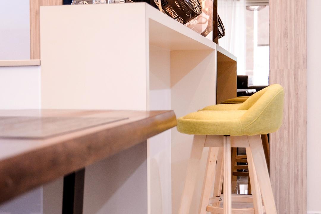 Damansara Foresta, Interior+ Design Sdn. Bhd., Minimalistic, Modern, Landed, Plywood, Wood, Furniture