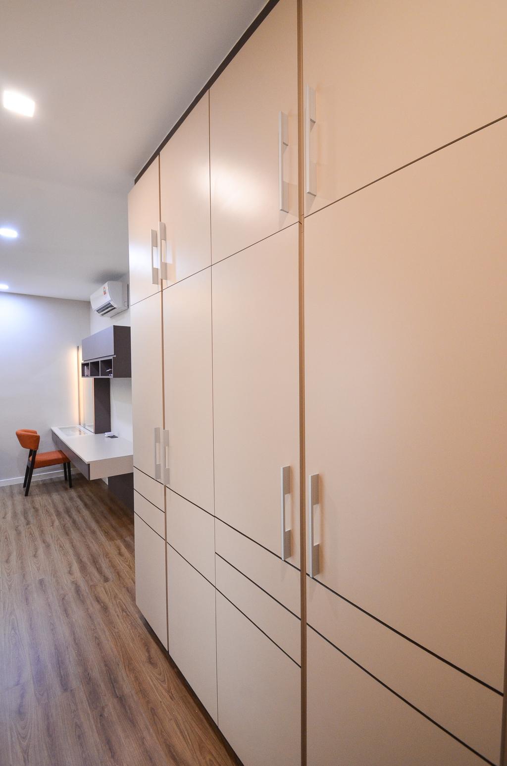 Minimalistic, Landed, Damansara Foresta, Interior Designer, Interior+ Design Sdn. Bhd., Modern