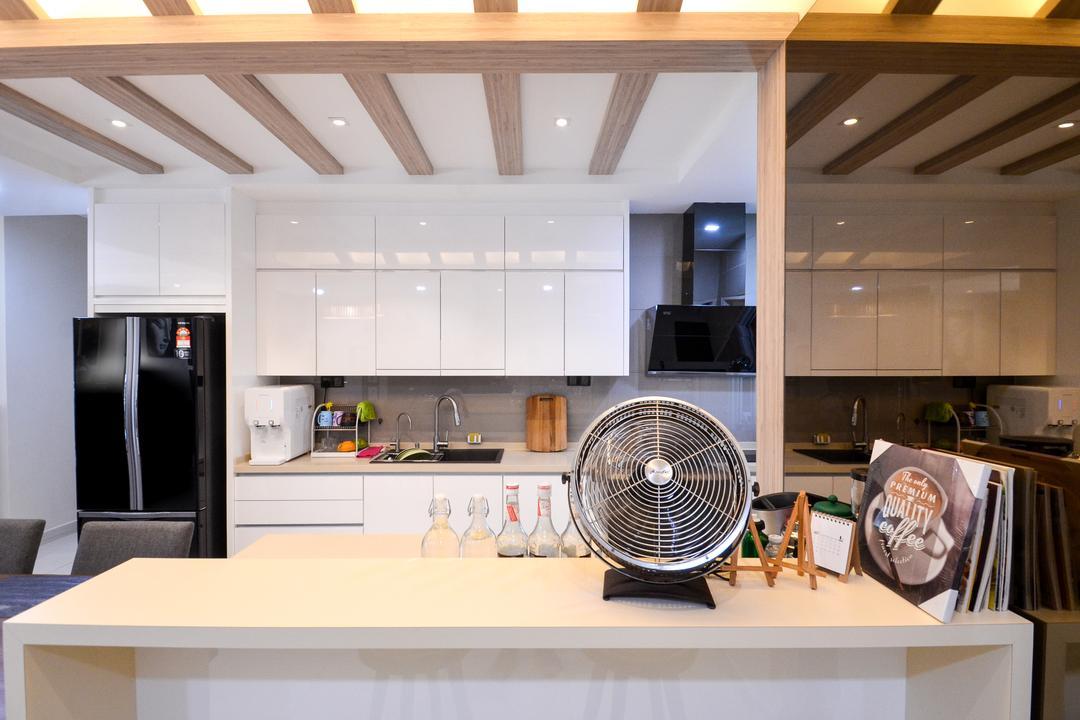 Damansara Foresta, Interior+ Design Sdn. Bhd., Minimalist, Modern, Landed, Molding