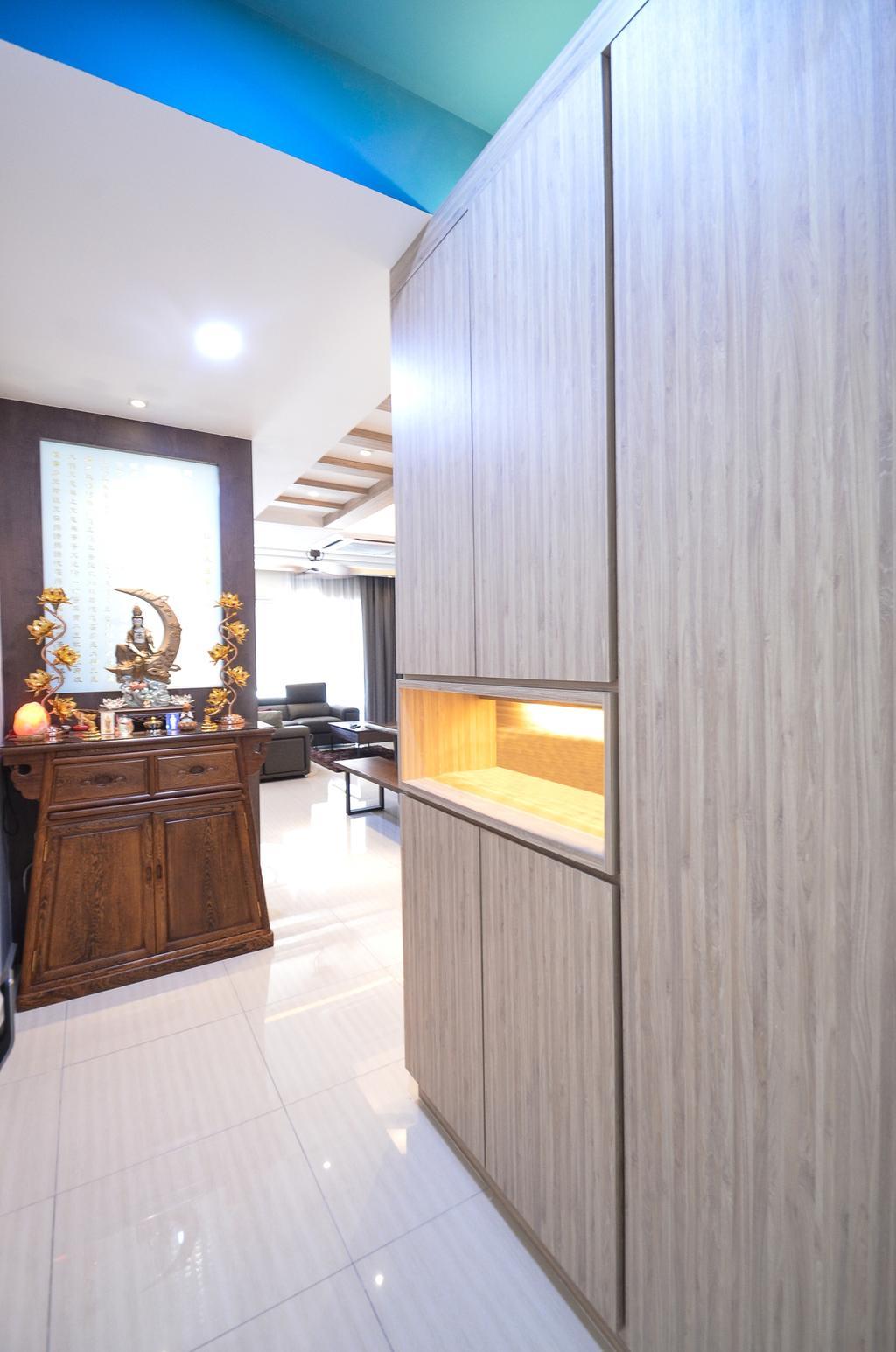 Minimalistic, Landed, Damansara Foresta, Interior Designer, Interior+ Design Sdn. Bhd., Modern, Indoors, Interior Design, Furniture