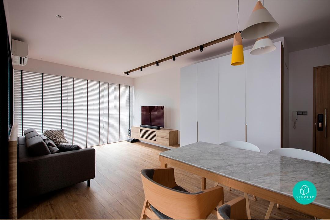 Neutral and Natural Calming Interiors