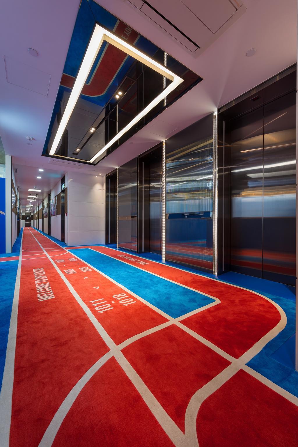HK DIP Program, 商用, 室內設計師, Krispace Design Consultancy, 摩登, 復古, Corridor