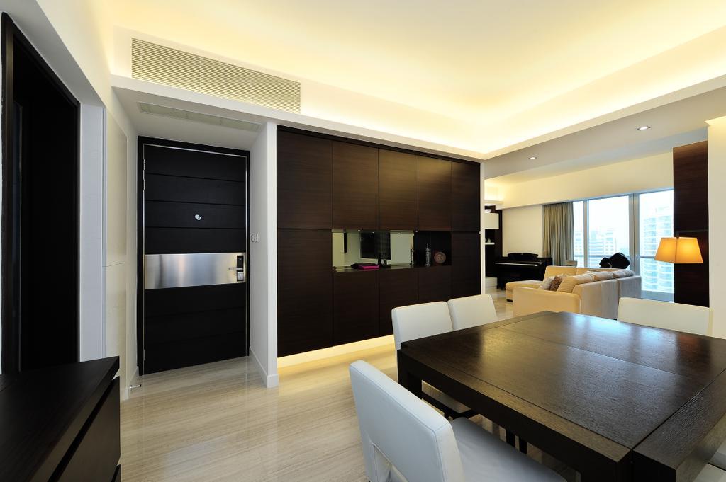 摩登, 私家樓, 飯廳, 嘉雲台, 室內設計師, Krispace Design Consultancy, Indoors, Room, Interior Design