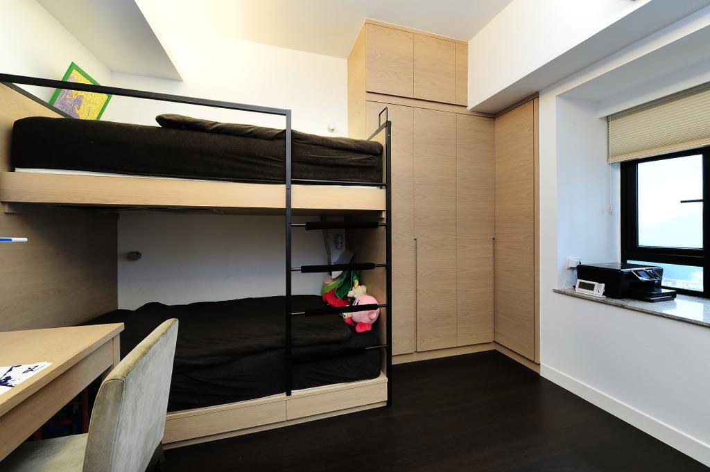 摩登, 私家樓, 睡房, 嘉雲台, 室內設計師, Krispace Design Consultancy, Indoors, Interior Design