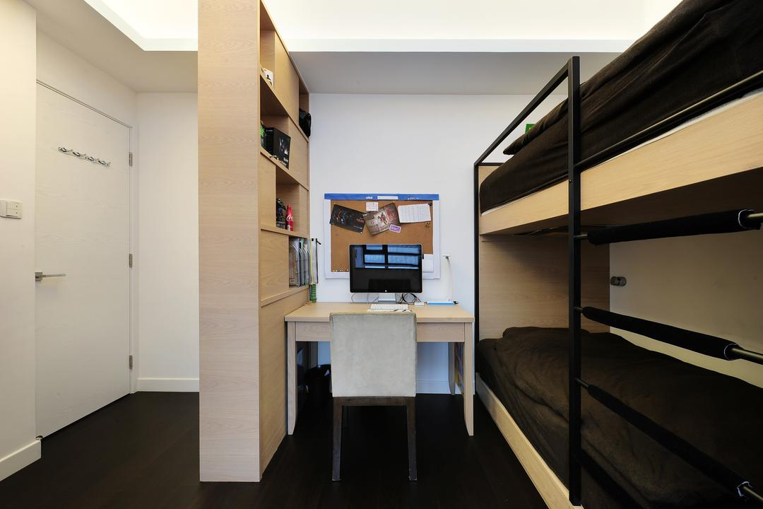 嘉雲台, Krispace Design Consultancy, 摩登, 睡房, 私家樓, Building, Hostel, Housing, Appliance, Electrical Device, Oven