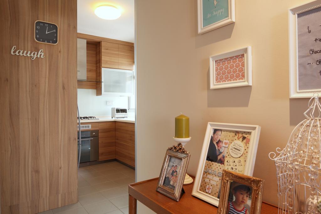 Modern, HDB, Living Room, Compassvale Link, Interior Designer, Jubilee Interior, Scandinavian, Molding, Indoors, Nursery, Room