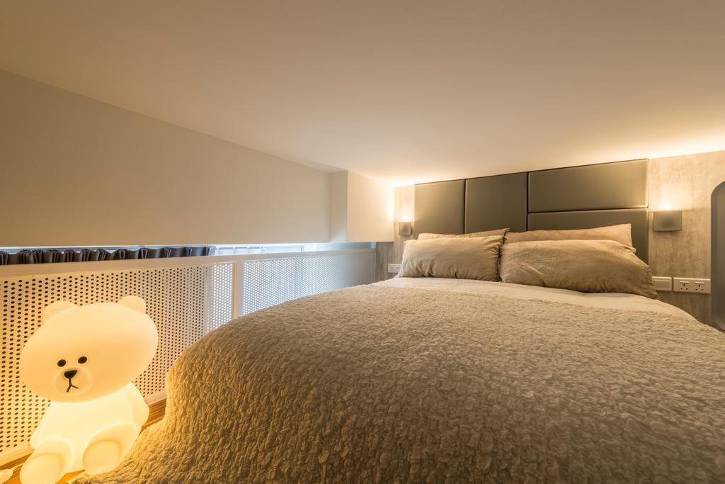 Modern, Condo, Bedroom, The Hillier, Interior Designer, Posh Living Interior Design, Contemporary