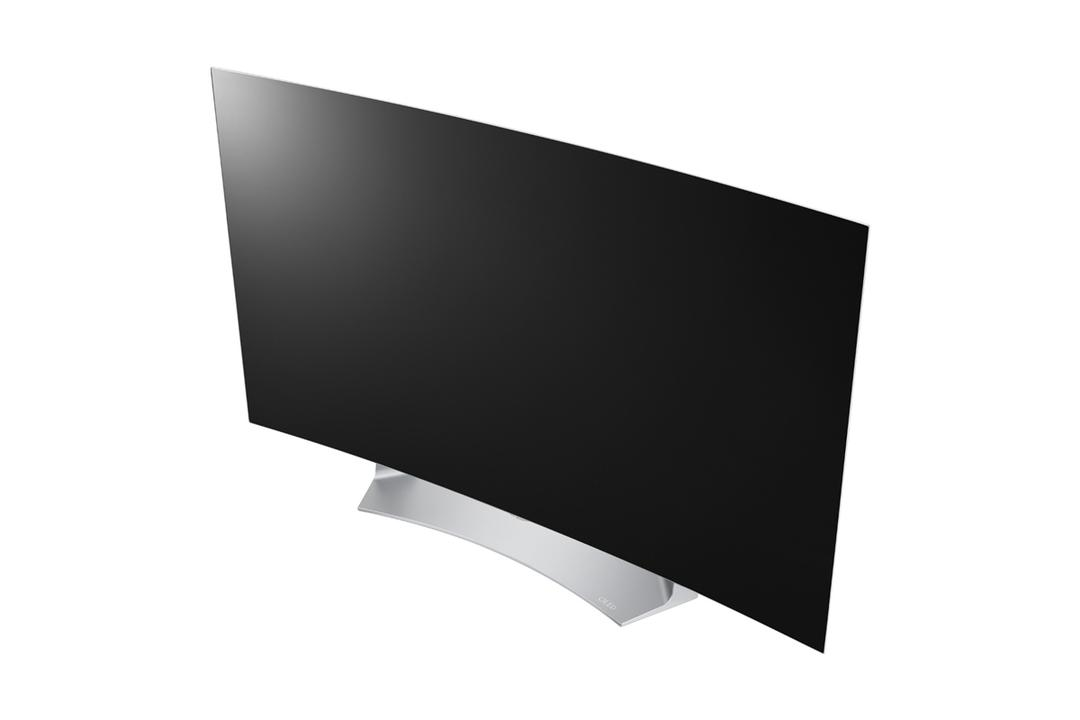 Curve TV or Normal TV