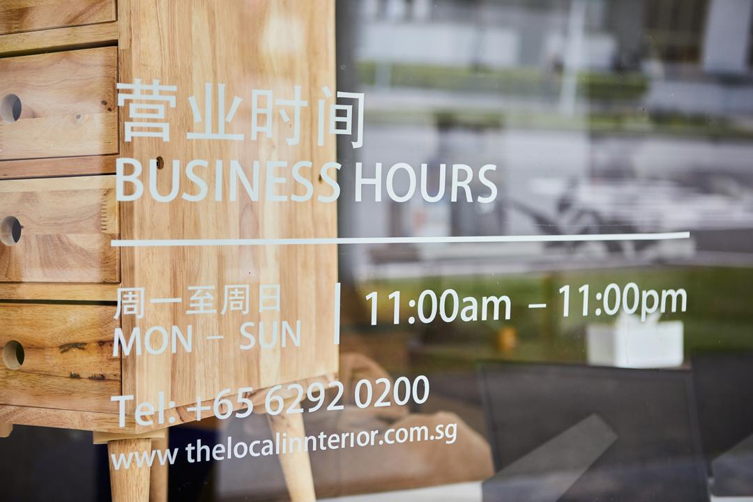 Local Inn.terior Showroom, The Local INN.terior 新家室, Contemporary, Modern, Commercial, Cup