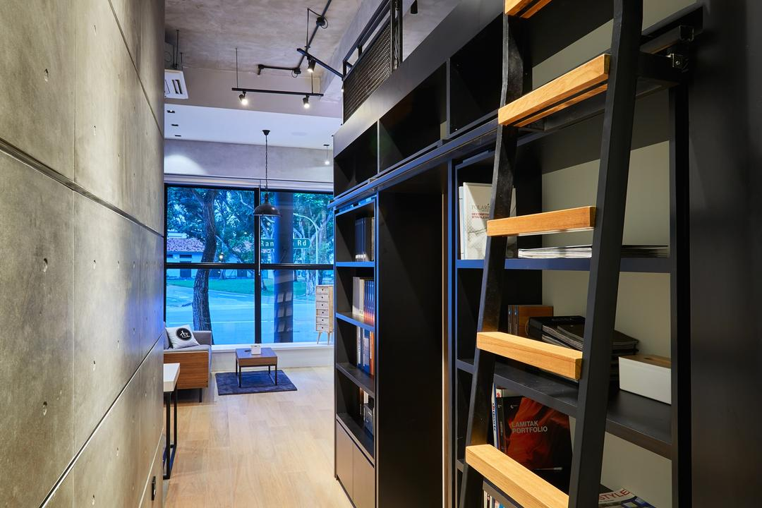 Local Inn.terior Showroom, The Local INN.terior 新家室, Contemporary, Modern, Commercial, Shelf, Building, Hostel, Housing, Bookcase, Furniture