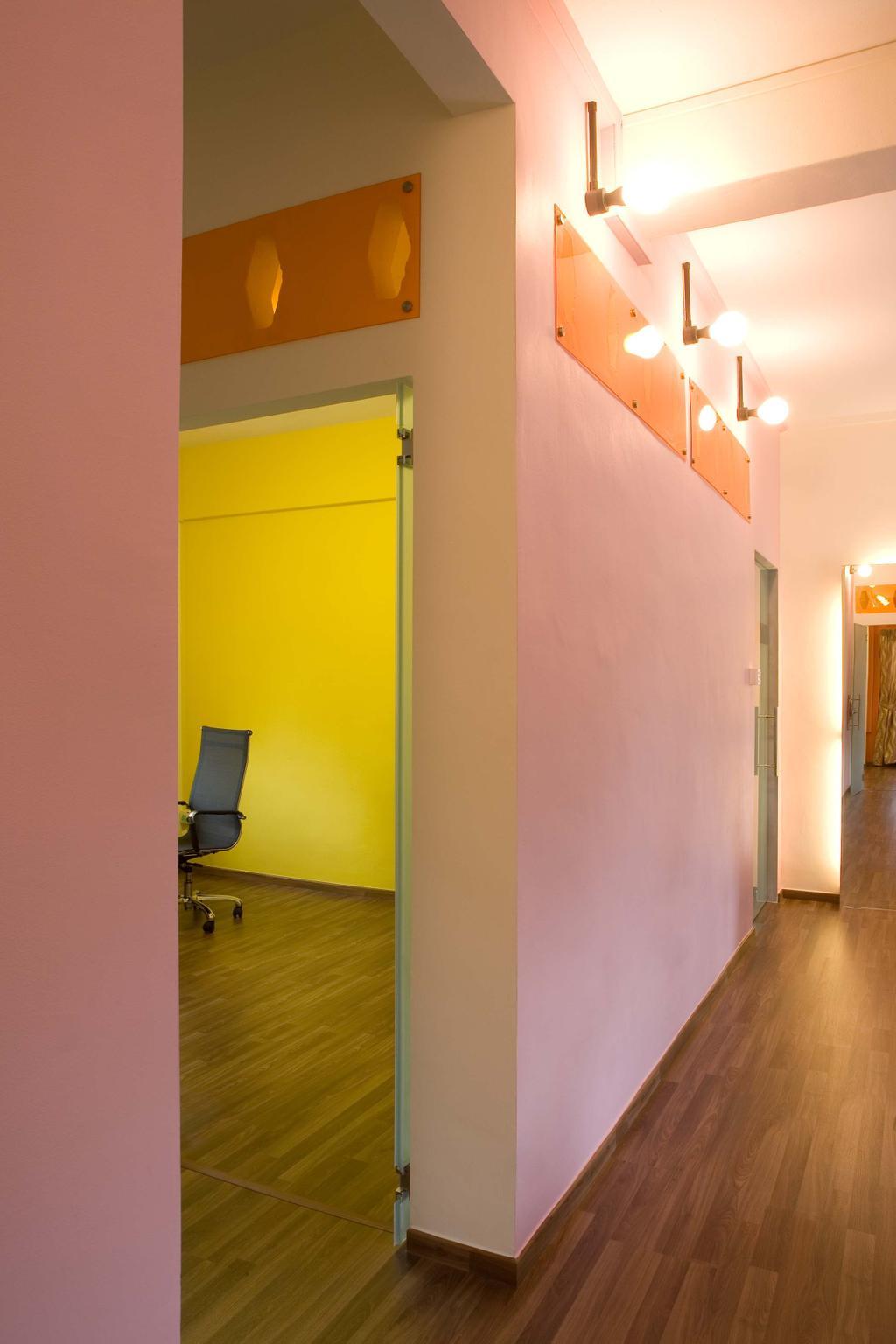 Traditional, Condo, Study, East Coast (Walk Up), Interior Designer, Free Space Intent