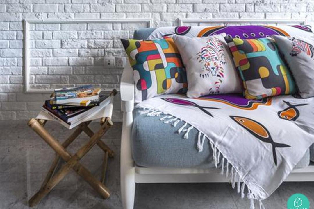 7 Ways To Add A Splash Of Colour To Your Home 13