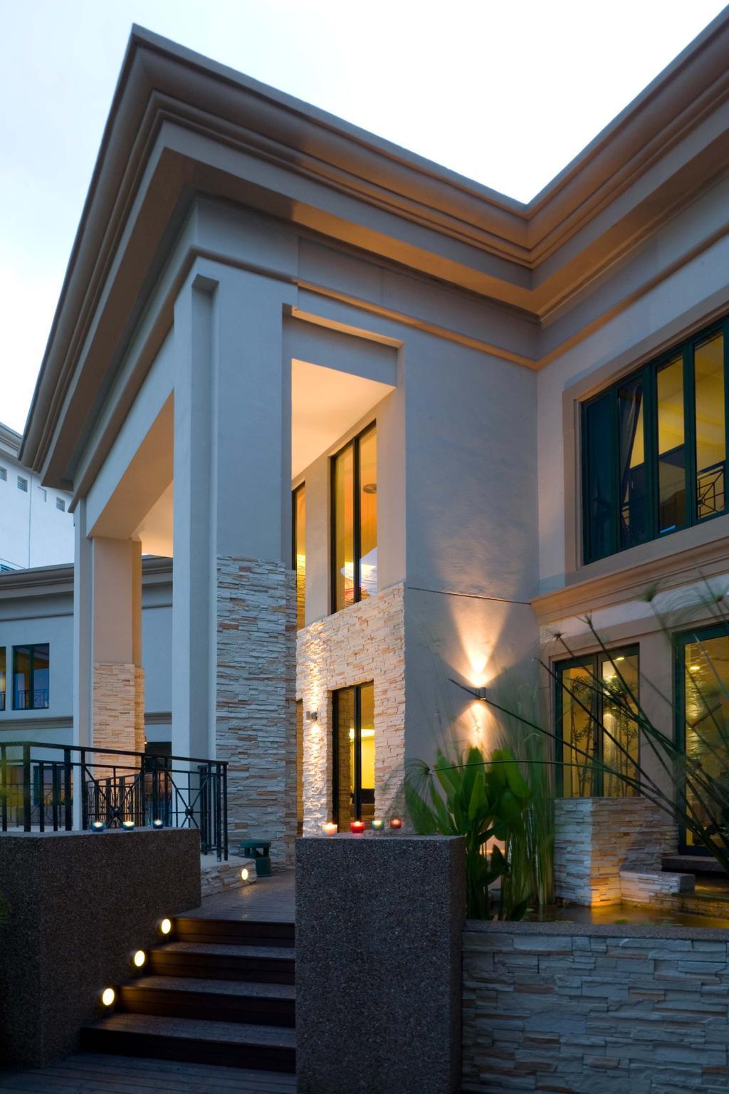 Contemporary, Condo, Garden, East Coast Penthouse, Interior Designer, Free Space Intent
