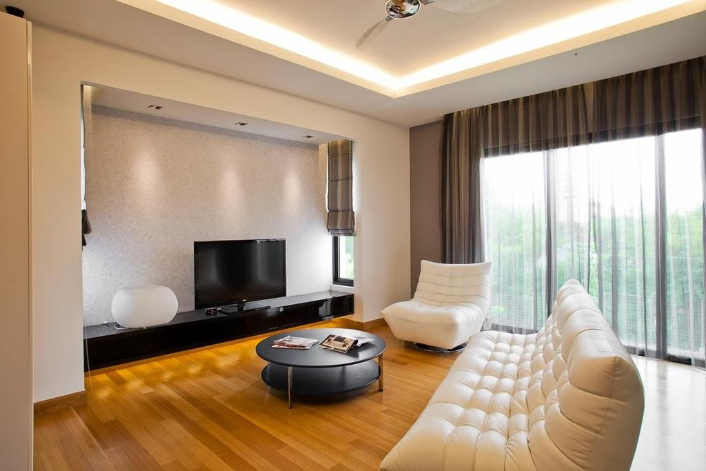 Minimalistic, Landed, Lumina Kiara, Mont Kiara, Interior Designer, Klaasmen Sdn. Bhd., Contemporary, Eclectic, Coffee Table, Furniture, Table, Indoors, Room, Flooring