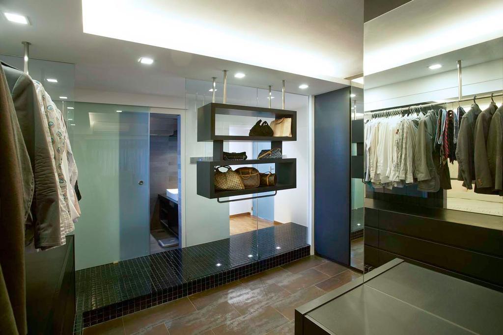 Traditional, HDB, Bedroom, Boon Keng, Interior Designer, Free Space Intent, Indoors, Interior Design