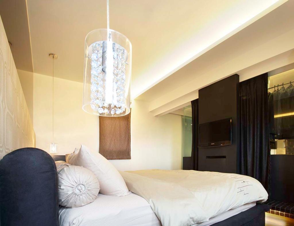 Traditional, HDB, Bedroom, Boon Keng, Interior Designer, Free Space Intent, Indoors, Room, Interior Design