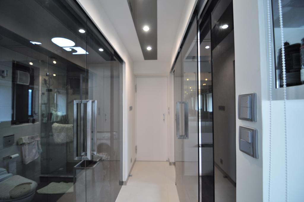 私家樓, 客廳, 清水灣半島, 室內設計師, CREATIVE Interior Design Engineering, 浴室, Indoors, Interior Design, Room