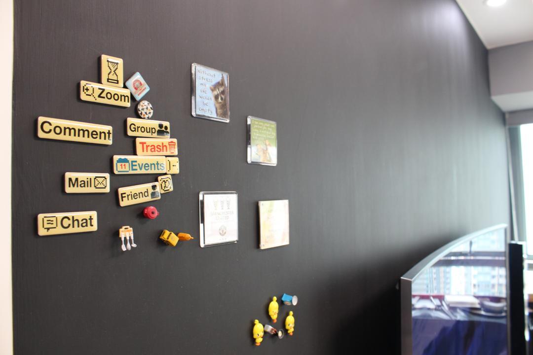 碧海藍天, CREATIVE Interior Design Engineering, 摩登, 私家樓, Gambling, Game