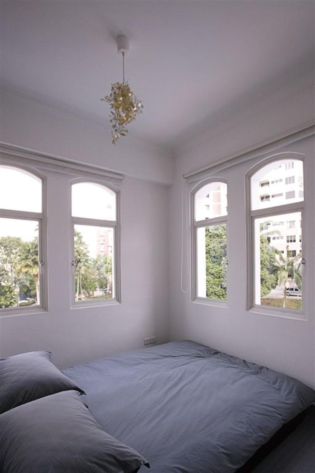 Eclectic, Condo, Bedroom, Chateau Le Fame, Interior Designer, Free Space Intent, Window