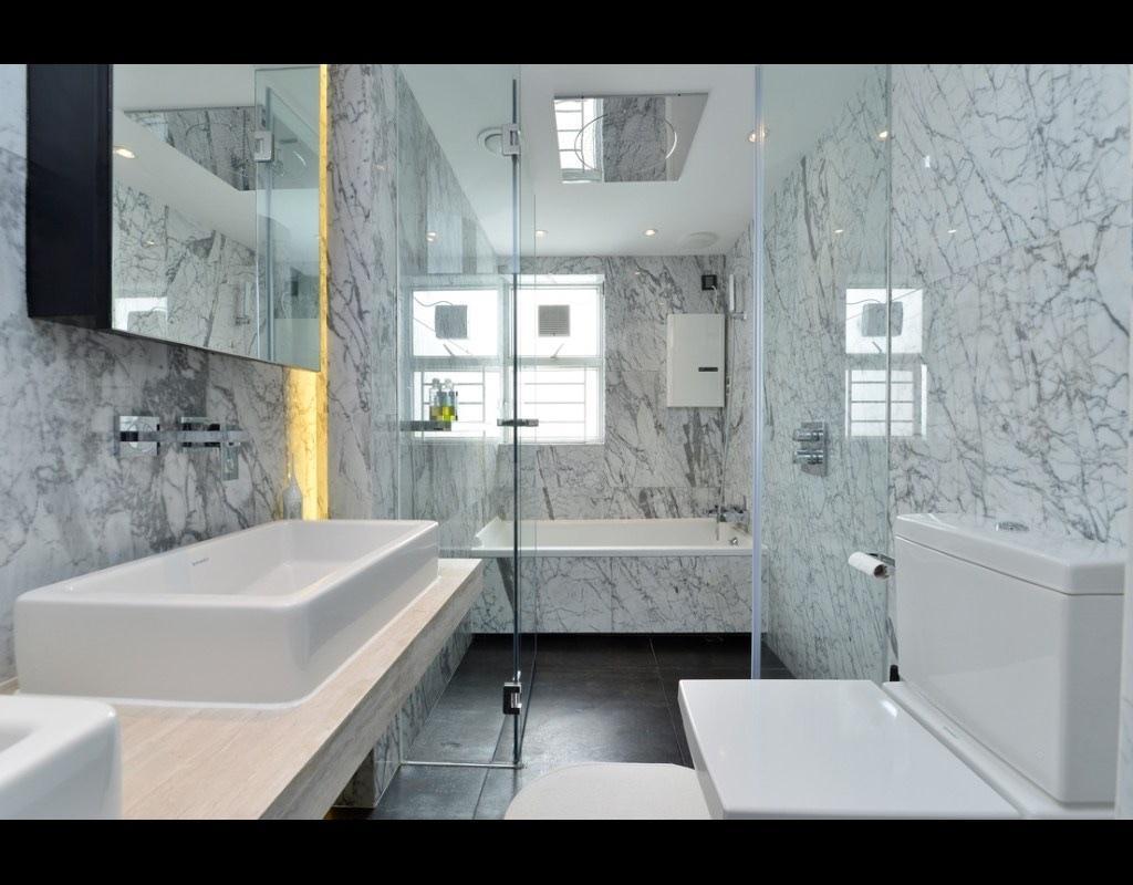 隨性, 私家樓, 浴室, 逸濤灣, 室內設計師, KOO interior design, 當代, Indoors, Interior Design, Room
