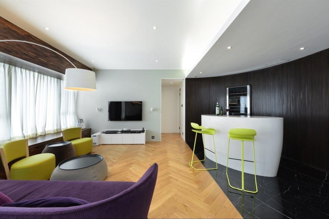 Les Saisons by KOO interior design