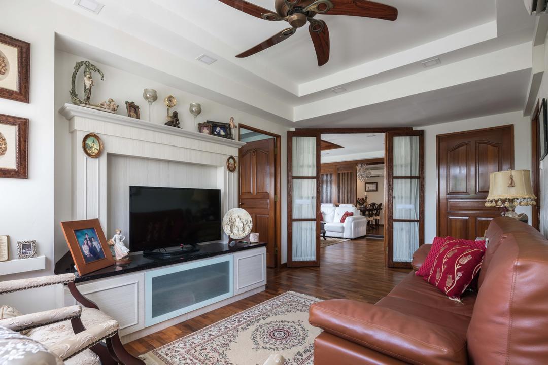 Pasir Ris Drive 10 Living Room Interior Design 5