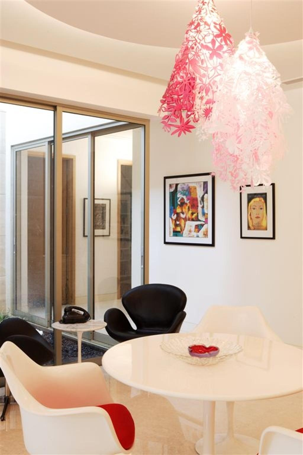 Eclectic, Condo, Dining Room, Tanglin Residence, Interior Designer, Free Space Intent