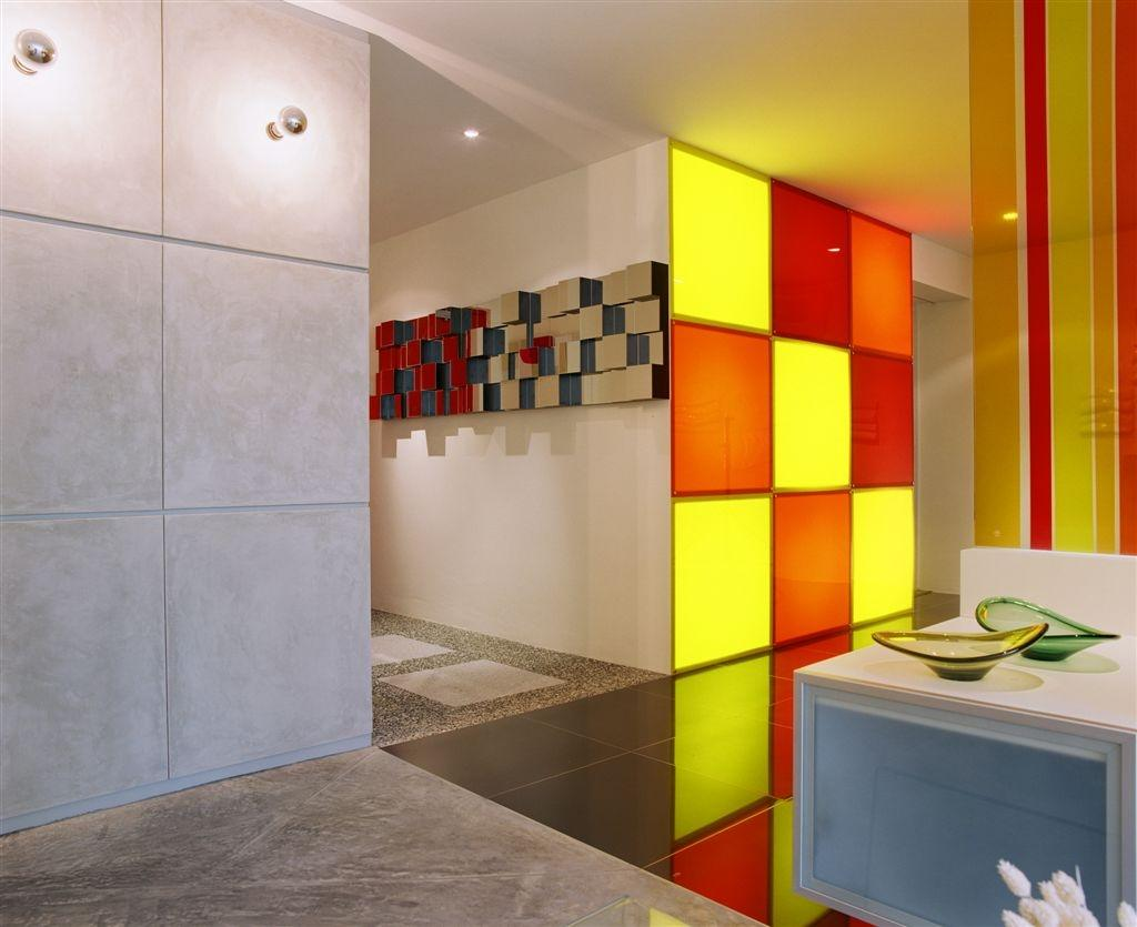 Eclectic, HDB, Dining Room, Edgefield Plains, Interior Designer, Free Space Intent, Collage, Poster, Tile, Art, Modern Art