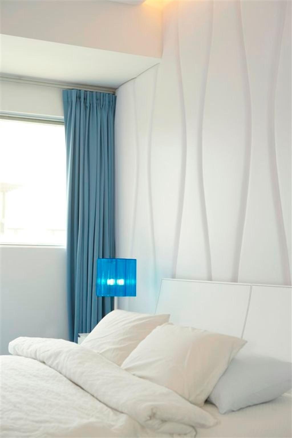 Transitional, Landed, Bedroom, Sembawang, Interior Designer, Free Space Intent