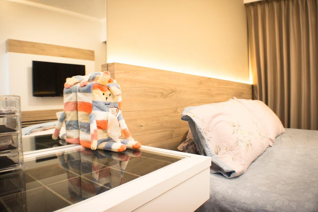 Modern, HDB, Bedroom, Sumang Lane, Interior Designer, Flo Design, Bed, Furniture