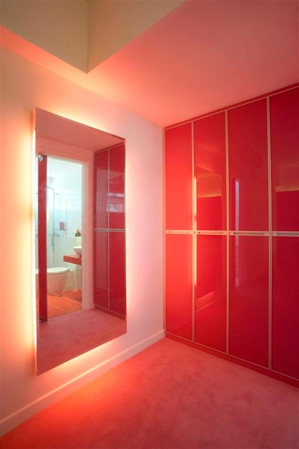 Transitional, Landed, Sembawang, Interior Designer, Free Space Intent, Corridor