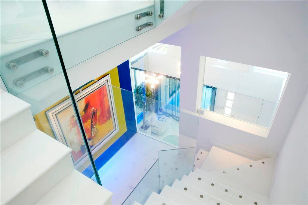 Transitional, Landed, Living Room, Sembawang, Interior Designer, Free Space Intent