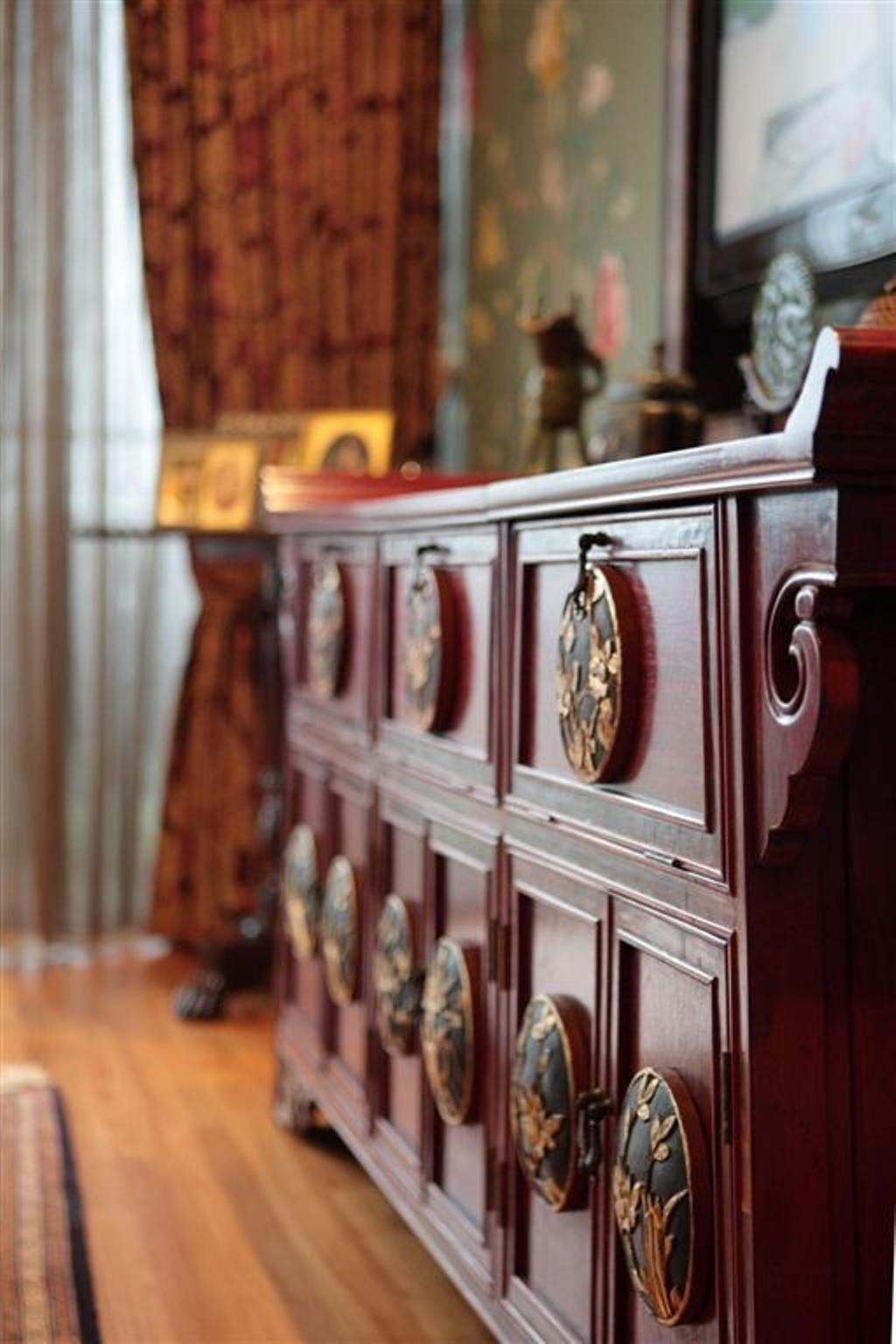 Vintage, Condo, Living Room, Mounbatten Riveredge, Interior Designer, Free Space Intent
