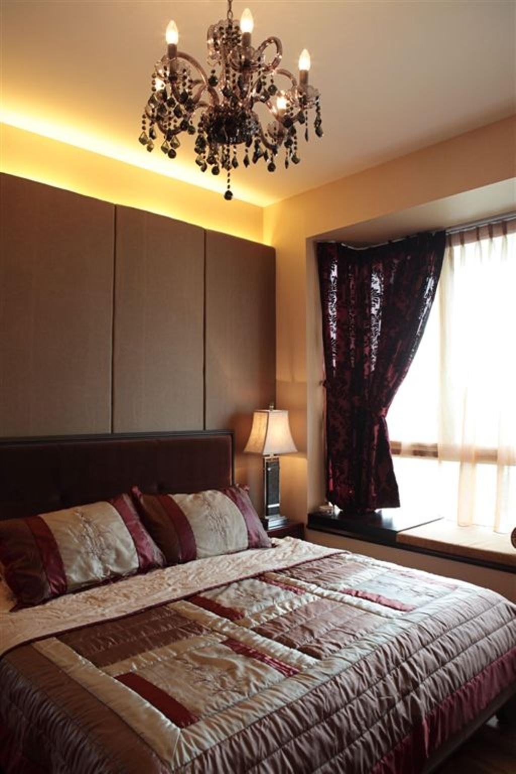 Vintage, Condo, Bedroom, Mounbatten Riveredge, Interior Designer, Free Space Intent, Indoors, Interior Design, Room