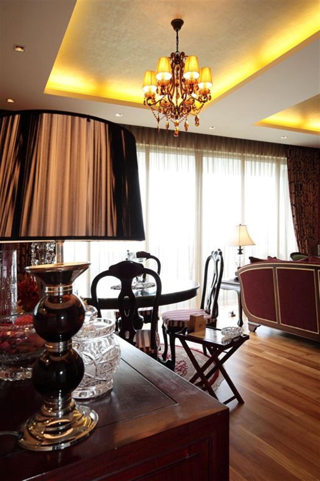 Vintage, Condo, Dining Room, Mounbatten Riveredge, Interior Designer, Free Space Intent, Brewery, Building, Factory, Jar, Pottery, Vase
